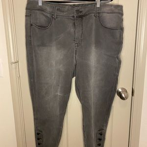 Seven7 by Melissa McCarthy jeans 22w